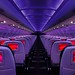 Virgin America Mood Lighting