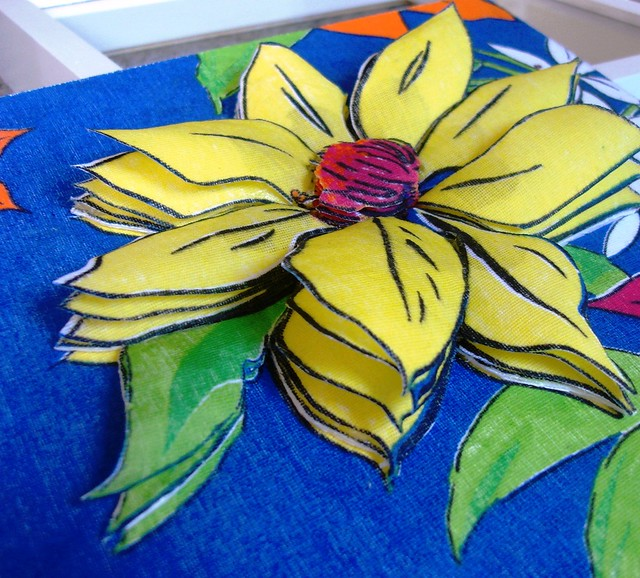 Artesanato Com Tecido De Chita ~ Arte Francesa c chita Flickr Photo Sharing!