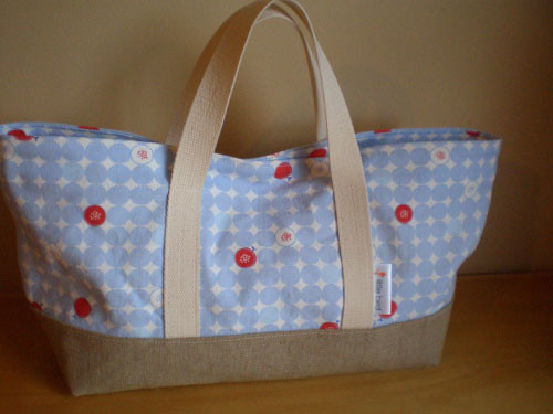 Small Fruit Garden Tote