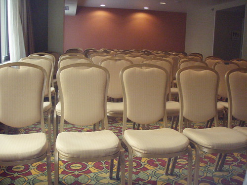 Room of Empty Chairs