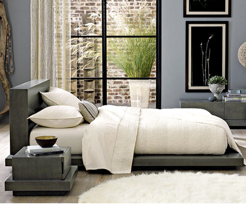 Secret ice light grey bedroom ideas for Bedroom ideas in grey