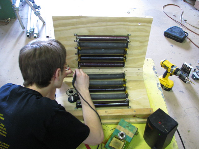 Gopher Hot Dog Sweats Blackboard