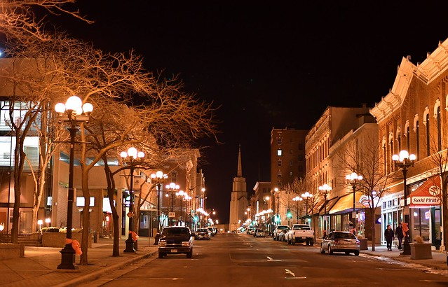 Main Street (Monday night)