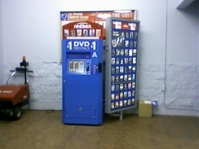 Why so blue, redbox? | Flickr - Photo Sharing!