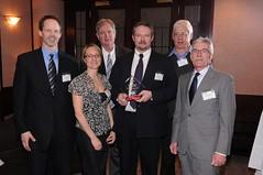 2010 Regional Award Winner for BC/Yukon Region - Corvus Energy Ltd.