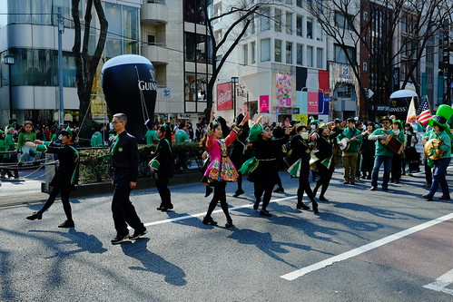 Harajuku St Patricks Day Parade 2014 10