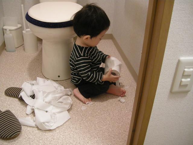 トイレの「なんだコレ?」