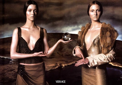 Versace Fall/Winter 98-99 - Steven Meisel