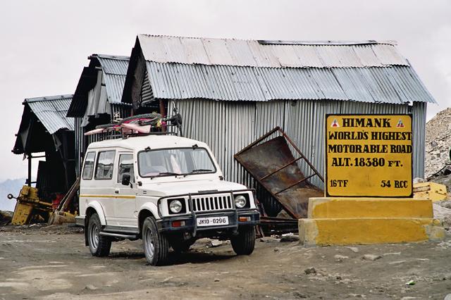 Himank - World's Highest Motorable Road