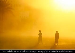Yemen - Shadows in Shibam