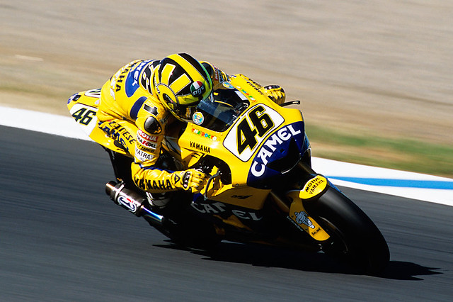 Valentino Rossi  MotoGP Race [ 2006 Grand Prix of JAPAN ]  By: T.Tanabe  F...
