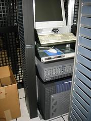 furniture(0.0), personal computer hardware(1.0), desktop computer(1.0), server(1.0), room(1.0), personal computer(1.0), multimedia(1.0), computer case(1.0), computer hardware(1.0),