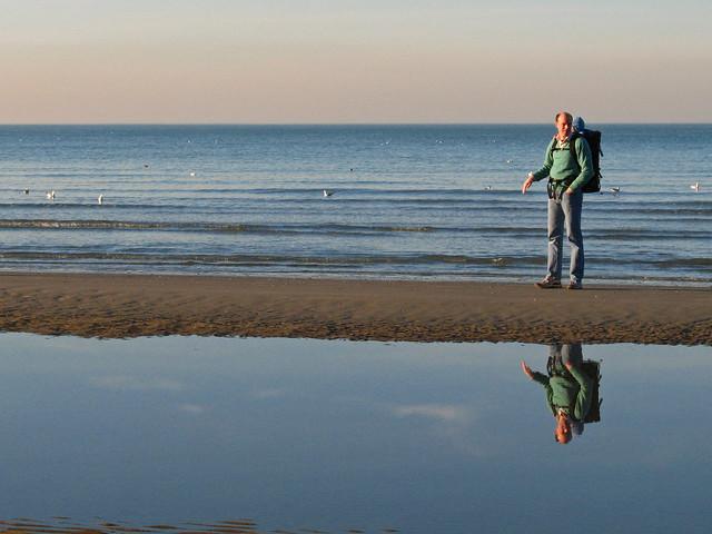 les olivares beach: