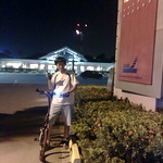Punggol End and Seletar Camp night ride