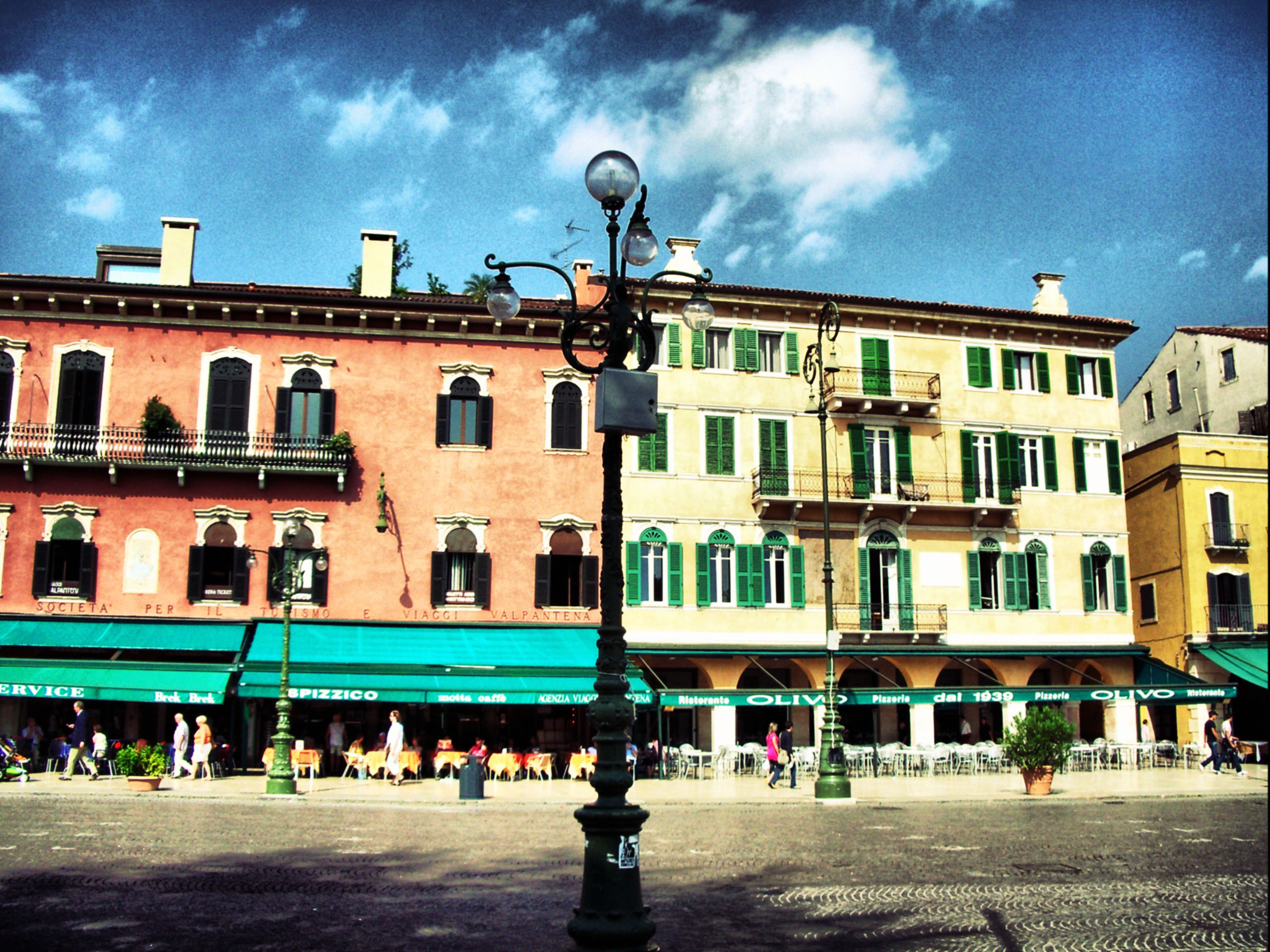 Piazza Brà - 5 Great Things to Do and See in Verona, Italy