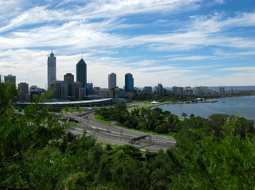Perth Skyline #2