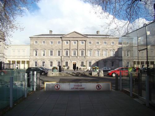Leinster House, Kildare Street