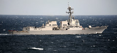USS Pinckney (DDG 91) file photo.