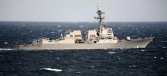 USS Pinckney (DDG 91) file photo.