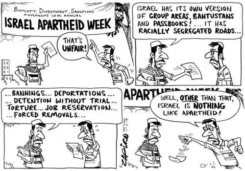 israelapartheidweek