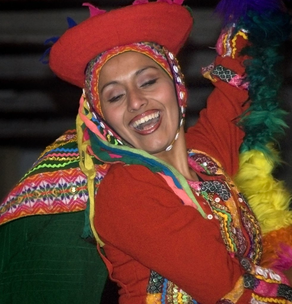 Peruvian Dancer