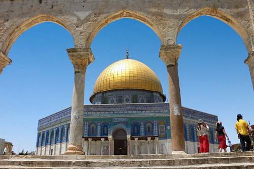 Golden Mosque, Jerusalem