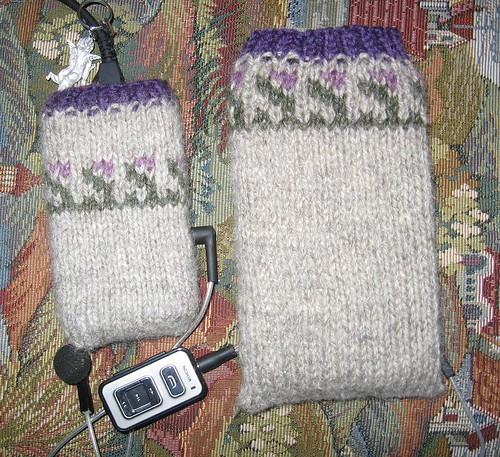 Pouches for N95 and Internet Tablet 770