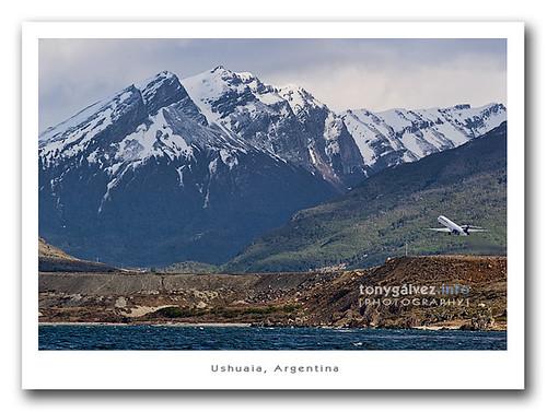 aeropuerto internacional de Ushuaia