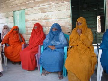 beja women