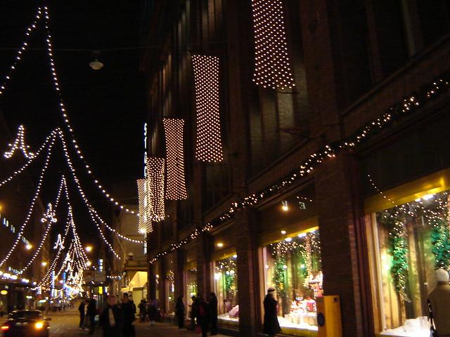 joulukadulla