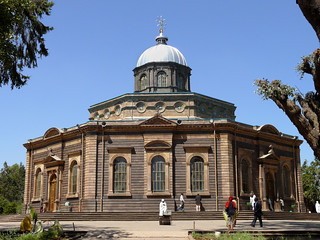 Addis - St Georges Cathedral