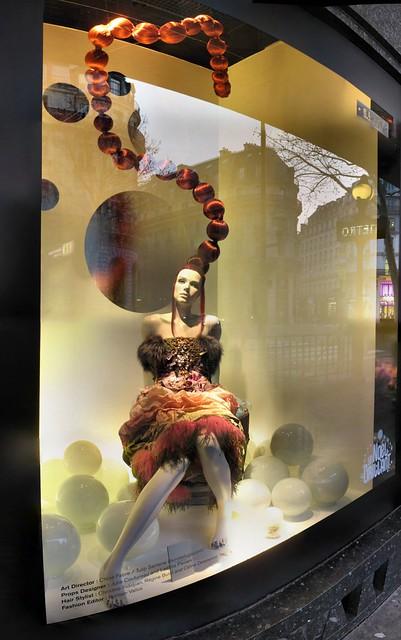 Vitrine de no l galeries lafayette 8 12 2007 8h40 flickr photo sharing - Vitrine noel galerie lafayette ...