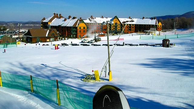 Appalachian Hotel Mountain Creek Ski Resort