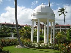 Garden Dome With Fountain