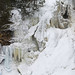 Miners Falls in Winter – Pictured Rocks National Lakeshore