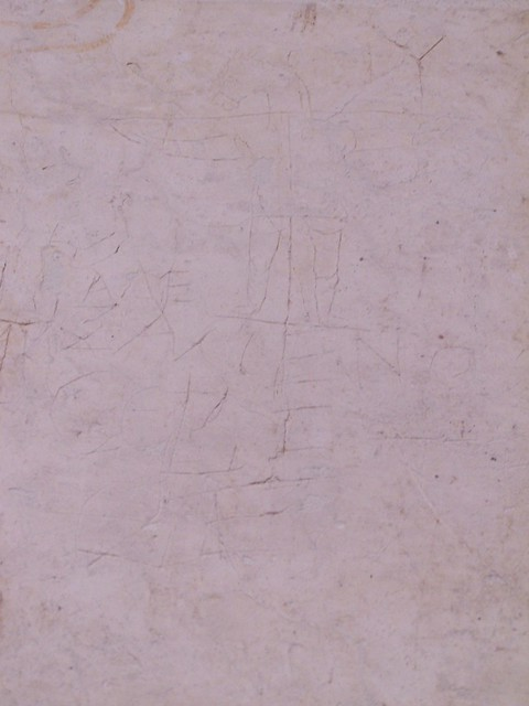 Rome-Antiquario Palatino - the grafitto from Palatin