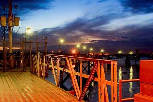 sunset river mississippi hdri