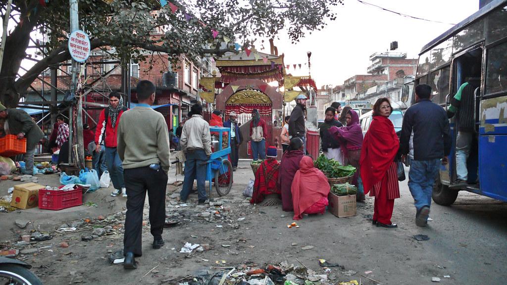 Living In Kathmandu Globetrotter Grace