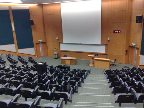 NUS Lecture Theater