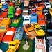 Matchbox cars @ garage sale by daniel spils