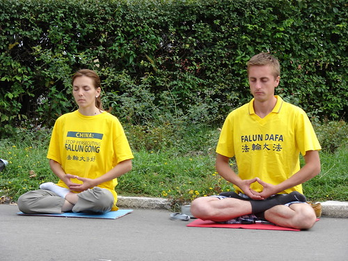 Falun Dafa, the fifth exercise