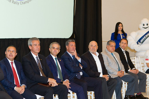 Conferencia de Prensa CDMX 2017