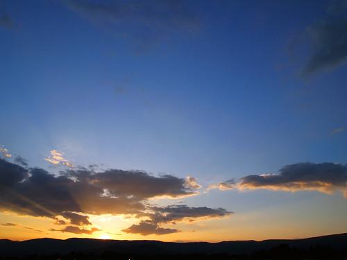 sunset sky copyright clouds landscape allrightsreserved sooc mzuiko1442mk2 ©daveelmore