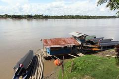 Puerto Maldonado wharf