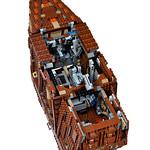 LEGO Star Wars Sandcrawler 75059
