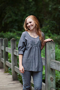 Esme Blouse by Sew Liberated