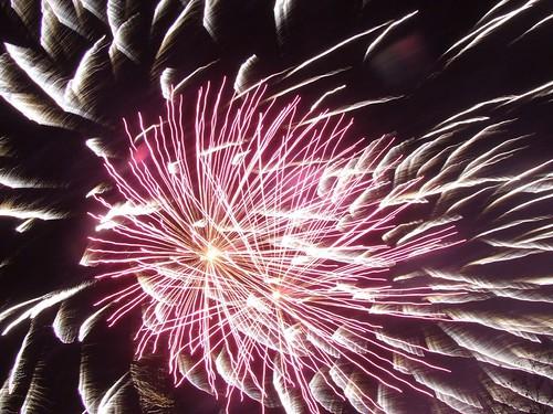 Sefton Park Fireworks