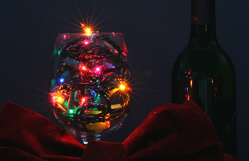| A Glass of Holiday Cheer |