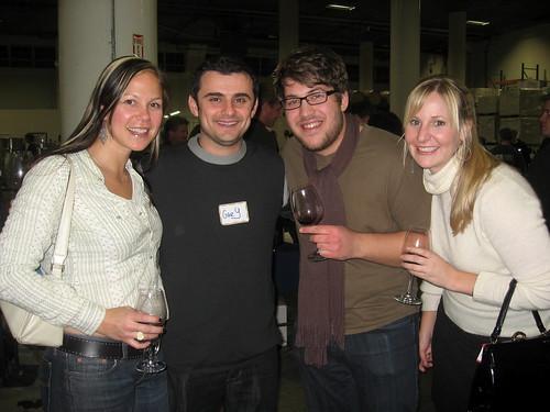 me, gary, kyle & aubs @ crushlab