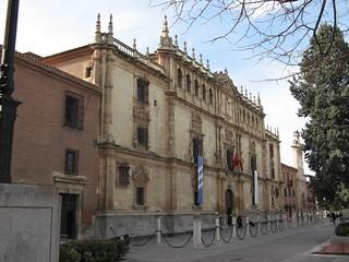 Изображение Universidad de Alcalá de Henares. españa canon spain universidad 2008 comunidaddemadrid alcaládehenares universidadcomplutense ccby canonpowershota700 universidaddealcalá 29022008 febrerode2008